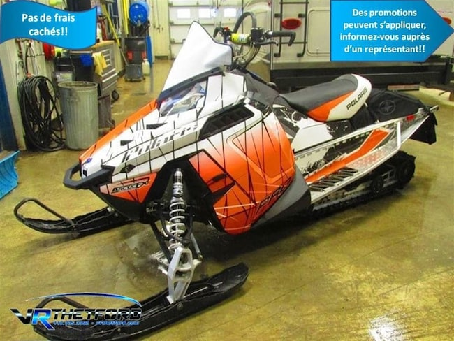 2013 POLARIS SWITCHBACK 800 ASSAULT