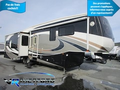 2009 CEDAR CREEK DAY DREAMER 34RETSD FIFTH WHEEL DE LUXE