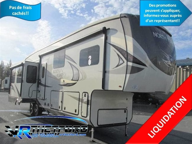 2018 JAYCO NORTHPOINT 377RLBH