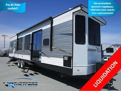 2018 JAYCO JAY FLIGHT BUNGALOW 40FKDS