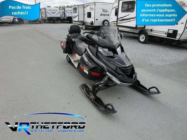 2009 ARCTIC CAT TZ1 TURBO LIMITED MOTONEIGE TOURING