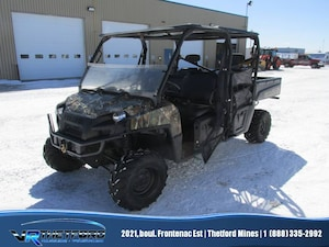 2011 POLARIS Ranger Crew 800 EFI 6 places !!