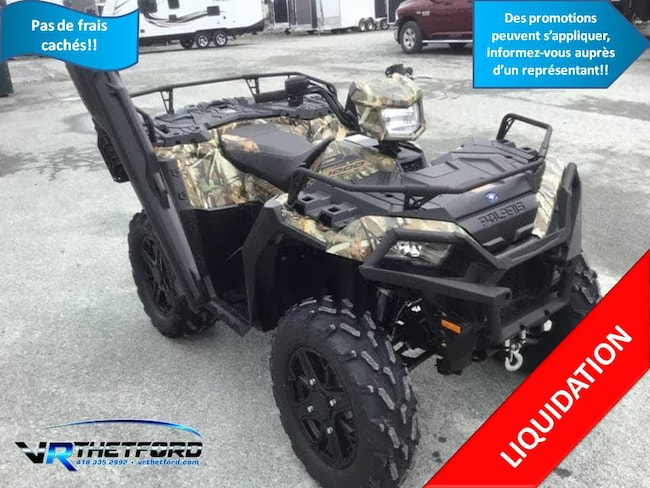 2017 POLARIS Sportsman XP 1000 Hunter Edition DÉMO !!