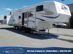 2011 DISCOVER CANADA RV FOX VALLEY 32BH LOFT !!