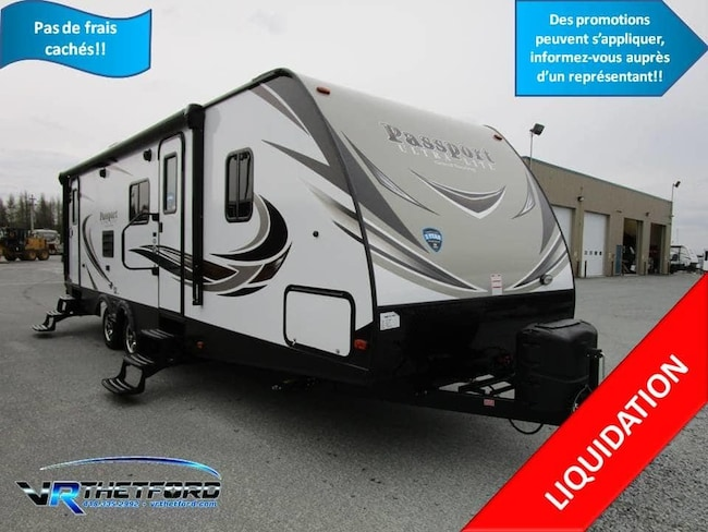 2019 KEYSTONE RV PASSPORT 2810BH