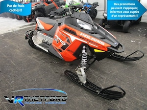 2012 POLARIS SWITCHBACK PRO-R 800