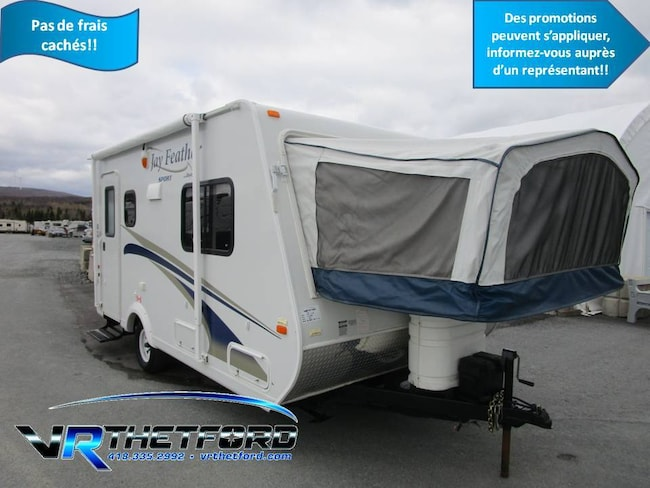 2011 JAYCO JAY FEATHER ULTRA LT X17Z HYBRIDE