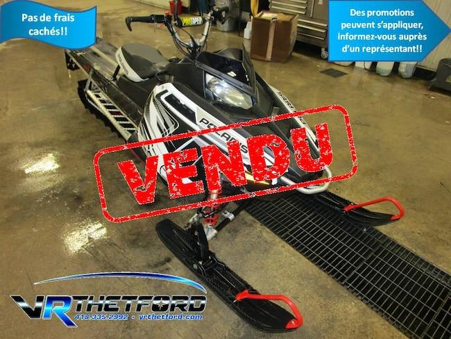 2015 POLARIS 800 PRO RMK 163 MOTONEIGE