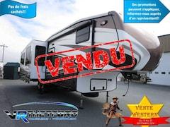 2012 CRUISER RV 315 RE FIFTH WHEEL