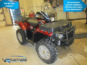 2011 POLARIS Sportsman 550 EPS VTT QUAD 550 EPS XP
