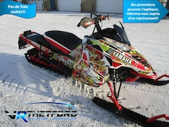 2016 YAMAHA SR VIPER MTX 153 LE SNOW CHECK FOX FLOAT 3 EVOL