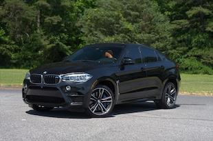 2016 BMW X6 M SAV