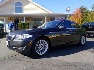 2013 BMW 535i xDrive 535i xDrive Sedan