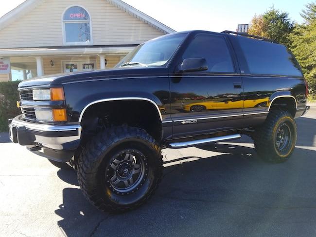 1992 Chevrolet Blazer Cheyenne SUV