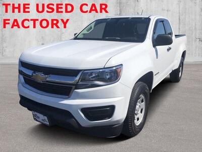 2017 Chevrolet Colorado 2WD WT 2WD Ext Cab 128.3 WT