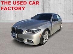 2016 BMW 5 Series 550i Sedan