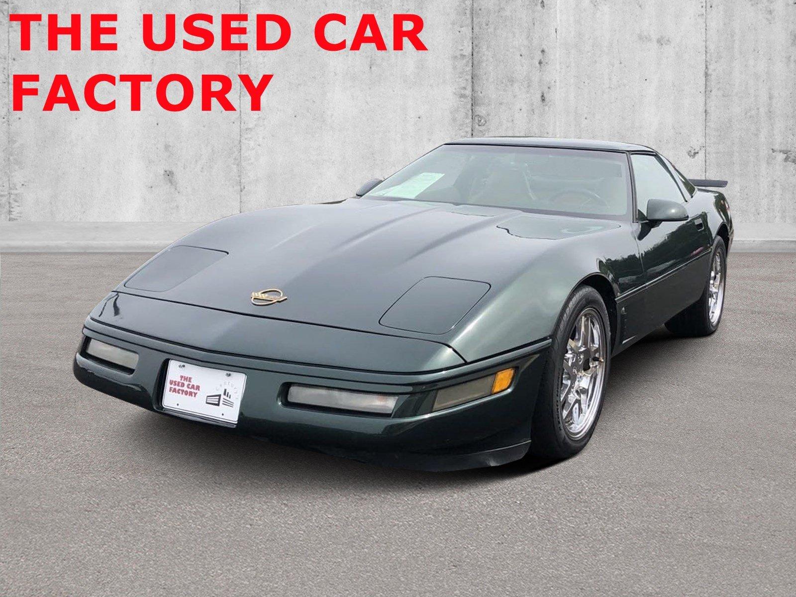 1996 Chevrolet Corvette Base Coupe