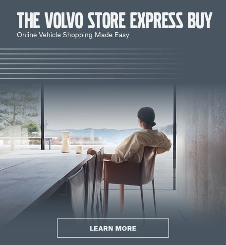 The Volvo Store Express Buy