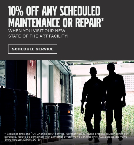 APRIL | 10% OFF ANY SCHEDULED MAINTENANCE OR REPAIR*