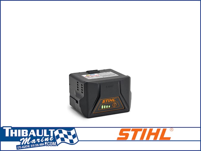 2019 Stihl AK 20 Batteries