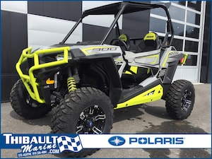 2018 POLARIS RZR S 900 EPS -