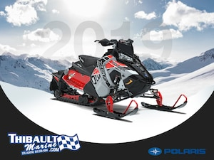 2019 POLARIS 600 SWITCHBACK XCR 1.75