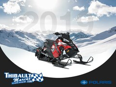 2019 POLARIS 600 RUSH XCR