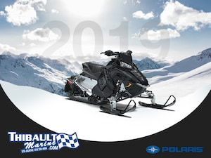 2019 POLARIS 600 SWITCHBACK PRO-S