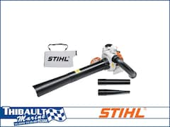 2019 Stihl SH 86 C-E Aspirateurs/broyeurs/souffleurs