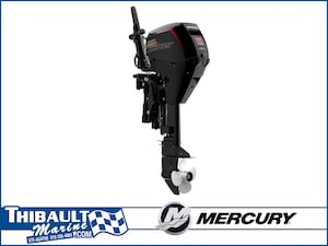 2018 MERCURY 15ELPT Prokicker Fourstroke 15 HP