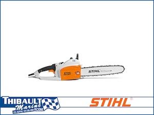 2019 Stihl MSE 250 C-Q Scie à chaine électrique puissante