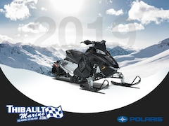 2019 POLARIS 600 SWITCHBACK PRO-S Demarreur electrique