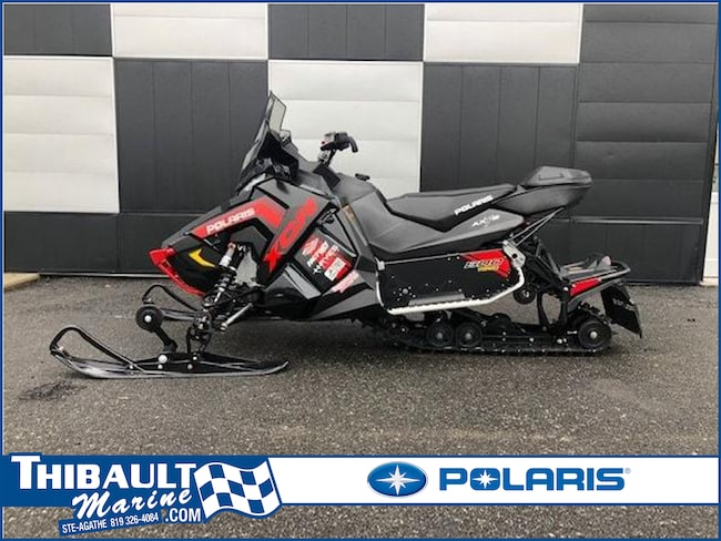2018 POLARIS 800 RUSH XCR**DEMO**