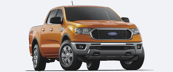 2019 Ford Ranger Thief River Ford Inc