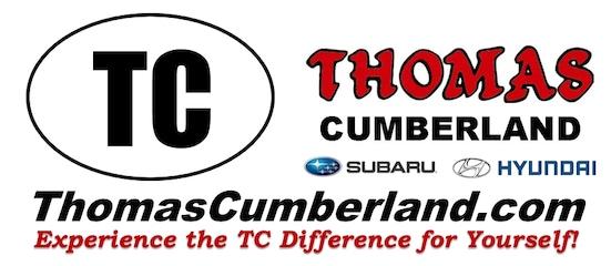 Thomas Cumberland Subaru Hyundai