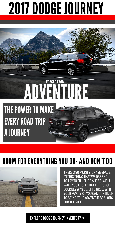 2017 Dodge Journey. * Images ...