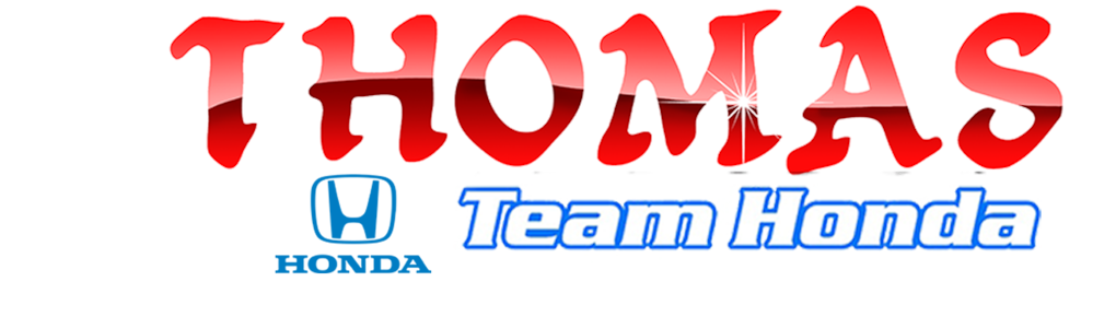 Thomas Team Honda