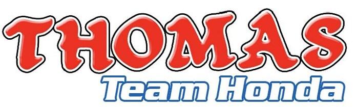 Thomas Team Honda