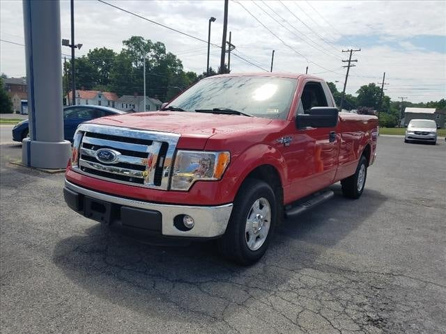 2012 Ford F-150 XLT Truck Regular Cab