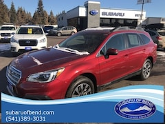 Certified 2017 Subaru Outback 2.5i Limited SUV for sale in Bend, OR
