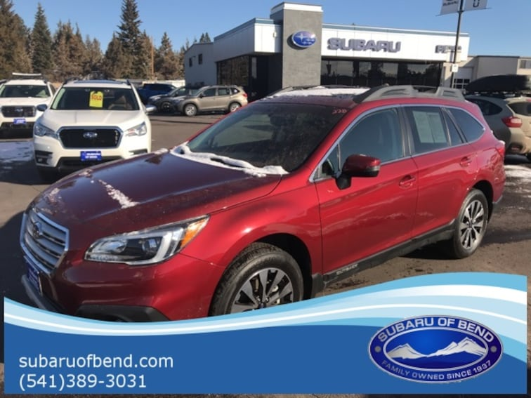 Used 2017 Subaru Outback 2.5i Limited SUV for sale in Bend, OR
