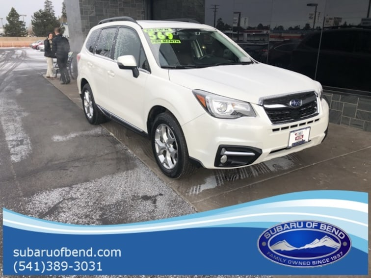 Certified 2018 Subaru Forester 2.5i Touring SUV for sale in Bend, OR