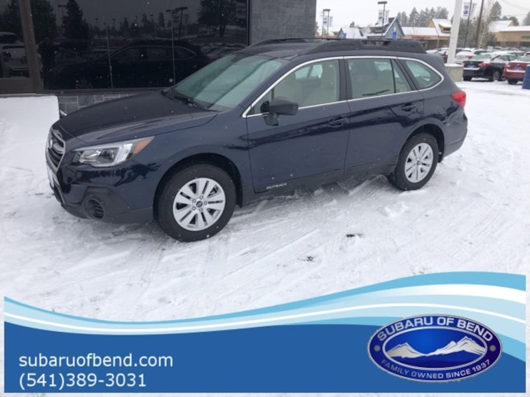 Certified 2018 Subaru Outback 2.5i SUV for sale in Bend, OR