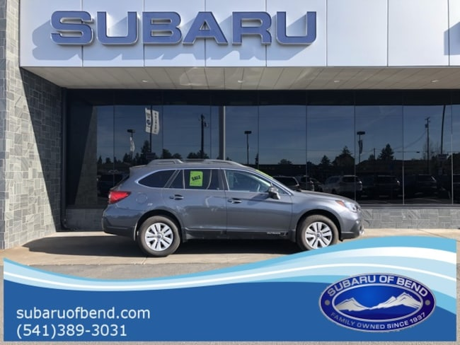 Used 2018 Subaru Outback 2.5i Premium SUV for sale in Bend, OR