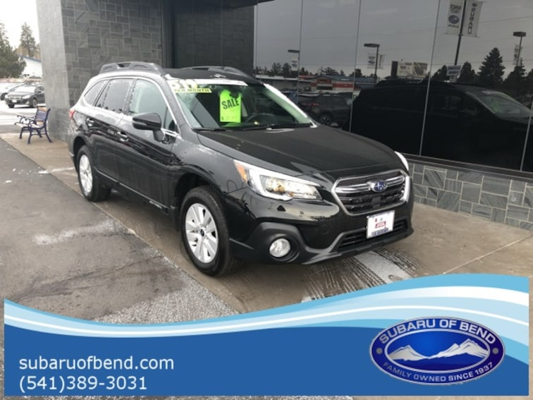 Certified 2018 Subaru Outback 2.5i Premium SUV for sale in Bend, OR