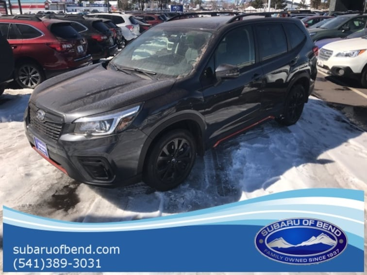 Used 2019 Subaru Forester Sport SUV for sale in Bend, OR