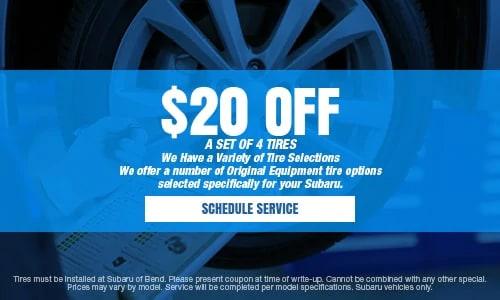 Tire Set Special