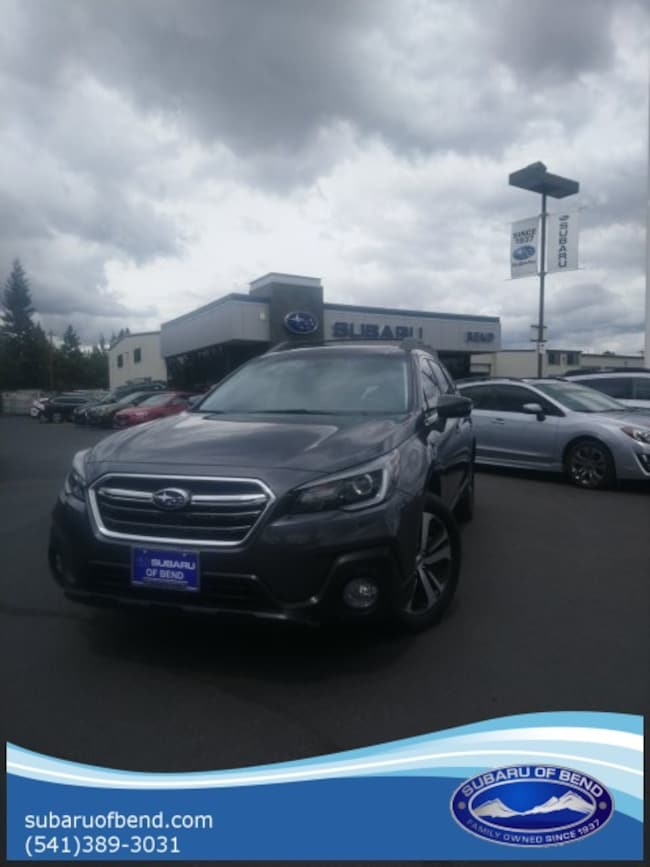 Used 2018 Subaru Outback 3.6R Limited SUV for sale in Bend, OR