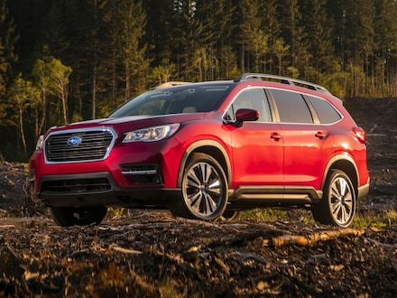 Featured New 2021 Subaru Ascent Premium 8-Passenger SUV 4S4WMACD9M3468912 for sale in Bend, OR