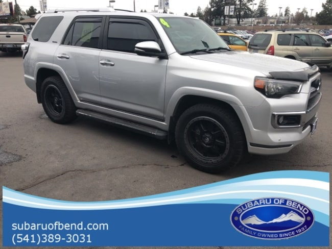 Used 2014 Toyota 4Runner Limited SUV for sale in Bend, OR